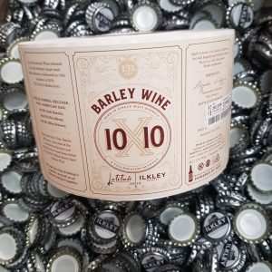 10×10 Barrel Aged Barley Wine